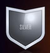 Jaar abonnement Zilver+